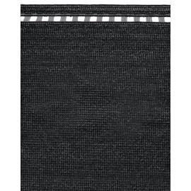 Rete ombreggiante Coimbra grigio L 5 x H 1 m