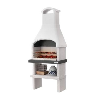 Barbecue in muratura con cappa dany prezzi e offerte for Cappa leroy merlin