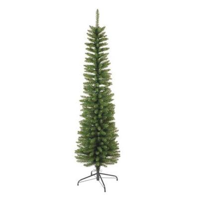 Albero di Natale artificiale Slim H 180 cm