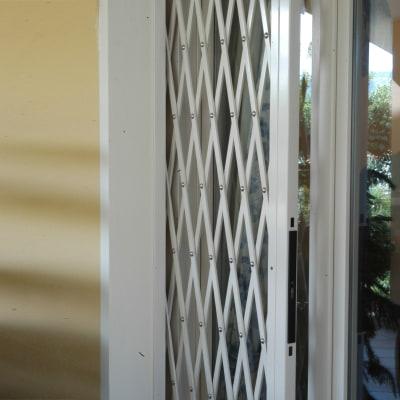 Cancelletto blindato dibiblind grigio scuro l 120 x h 220 for Cancelletto leroy merlin