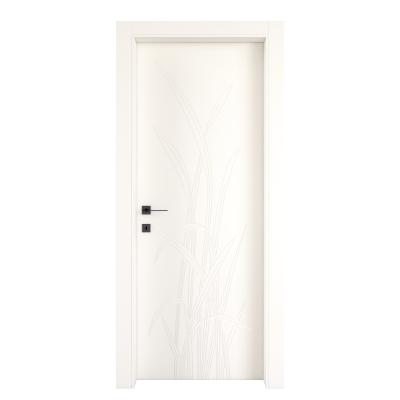 Porta da interno battente Blades white bianco 80 x H 210 cm dx
