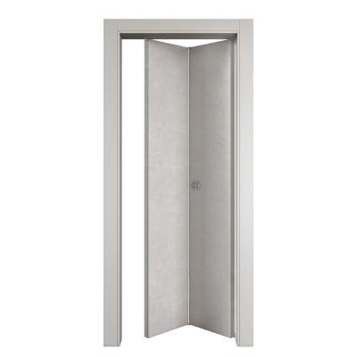 Porta da interno pieghevole Hunk luna 70 x H 210 cm dx