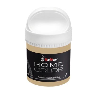 Tester idropittura murale Home Color beige Max Meyer