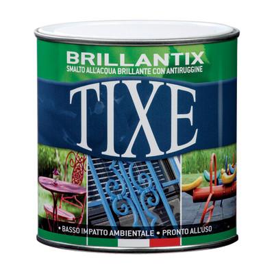 Smalto per ferro antiruggine Tixe Brillantix bianco brillante 0,25 L