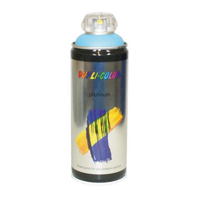 Smalto spray Platinum azzurro bebè satinato 400 ml
