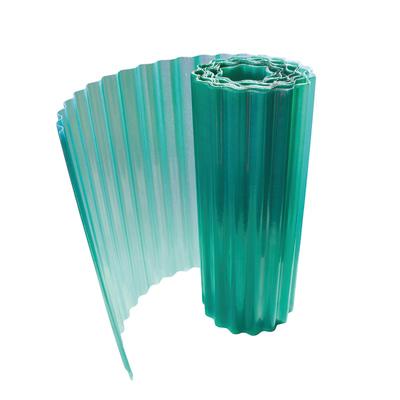 Rotolo ondulato Onduline Onduclair Plr verde in poliestere 500 x 150  cm, spessore 1 mm