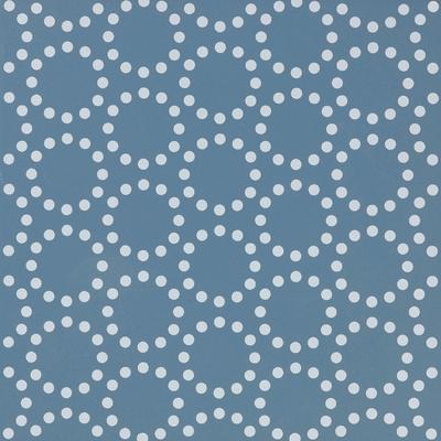 Piastrella Astuce 19,7 x 19,7 cm blu