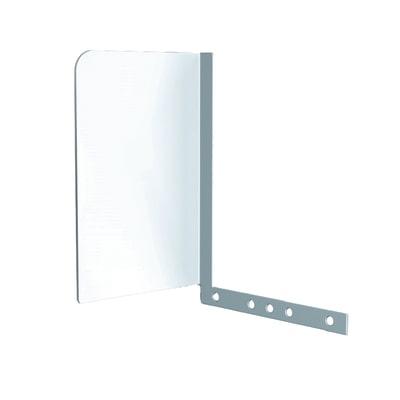 Lavagna magnetica Pop argento L 20 x P 2, sp 32 cm