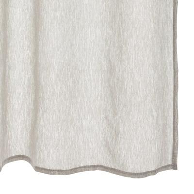 Tenda Khios grigio 140 x 280 cm
