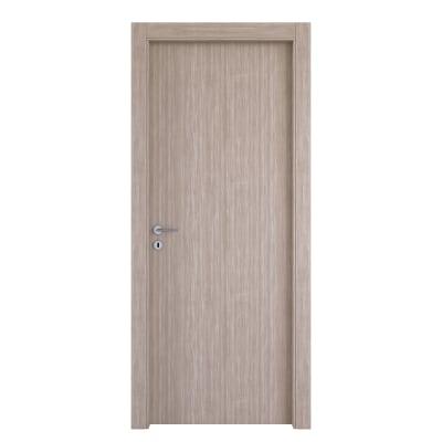 Porta da interno battente cedar sabbia 80 x h 210 cm - Porta a soffietto leroy merlin ...