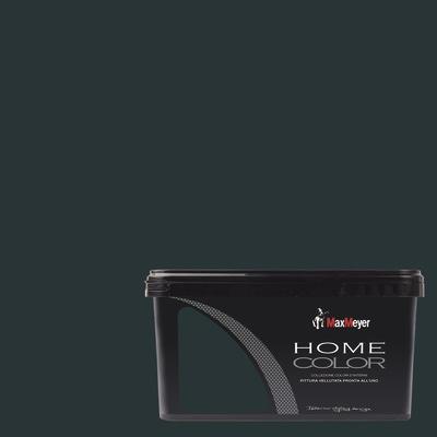 Idropittura lavabile Home Color nero 2,5 L Max Meyer