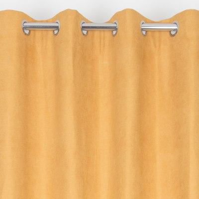 Tenda Oscurante termica giallo 135 x 280 cm