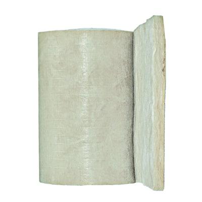 Rotolo in lana di vetro Par 4+ Isover H 0,6 m, spessore 45 mm
