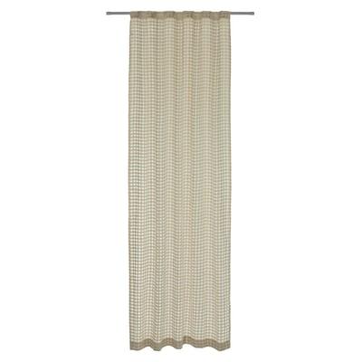 Tenda Rete beige 140 x 290 cm