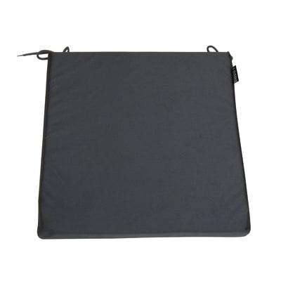 Cuscino seduta grigio 38,5 x 38,5 cm