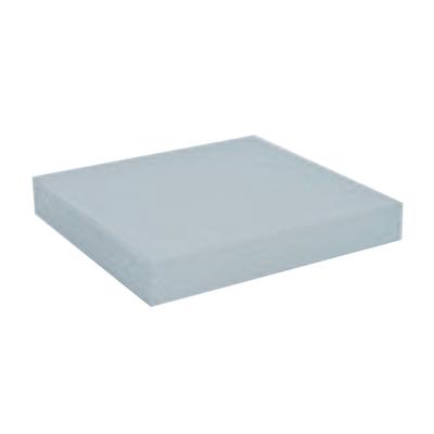 Mensola Spaceo bianco L 23,5 x P 23,5, sp 3,8 cm