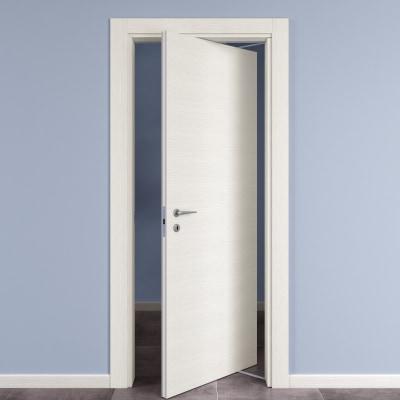 Porta da interno rototraslante Star Bianco Matrix 70 x H 210 cm dx