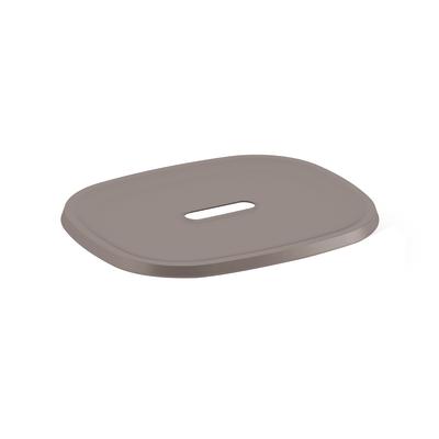 Coperchio Filo M/L L 39 x P 29,5 x H 1 cm grigio