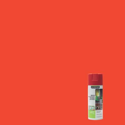 Smalto spray Deco Luxens Rosso Rosso 3 satinato 400 ml