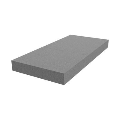 Pannello in EPS con grafite L 1 m x H 0,5 m, spessore 30 mm