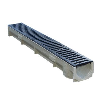 Canale con Griglia 1000 x 130 x 95 mm
