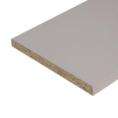Pannello melaminico beige cachemire 25 x 600 x 2500 mm