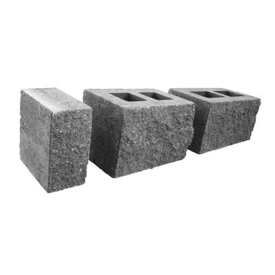 Muretto Antico grigio istria, bancale da 5.52 mq in cemento