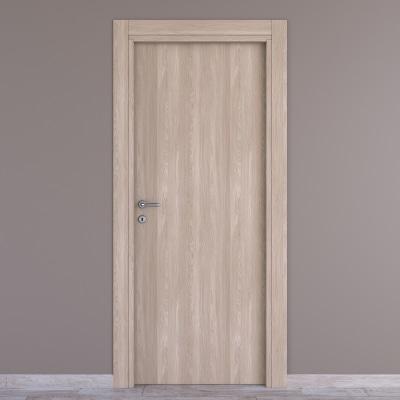 Porta da interno battente Plank 60 x H 210 cm reversibile
