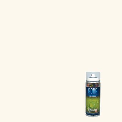 Smalto spray Aqua bianco puro RAL 9010 opaco 350 ml