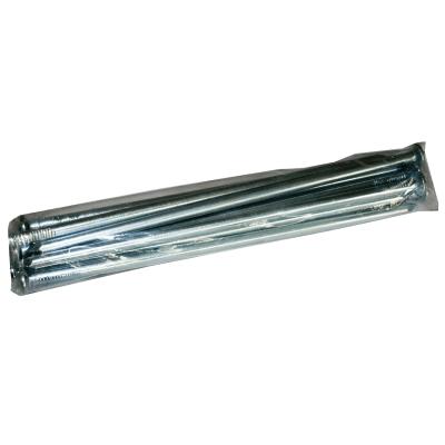 Chiodo in ferro per fissaggio bordo plastico 0,7 x 25 cm, spessore 0,7 cm