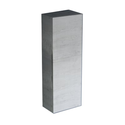 Semicolonna Bark olmo 1 anta L 35 x H 100 x P 35 cm