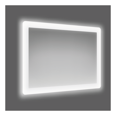 Specchio retroilluminato Fog Led 60 x 80 cm