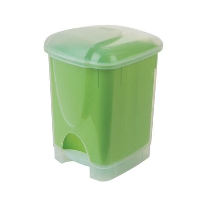 Pattumiera Binny Dualface 6 L verde