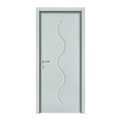 Porta da interno battente Snake 80 x H 210 cm reversibile