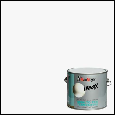 Smalto Termosifoni Imax Max Meyer Bianco satinato 0,5 L