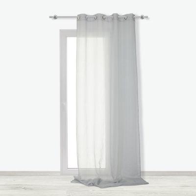 Tenda Lolita grigio 140 x 280 cm