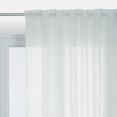 Tenda Rembrandt bianco 140 x 280 cm