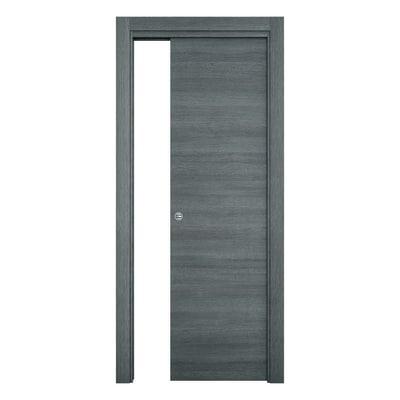 Porta da interno scorrevole Starwood pietra 80 x H 210 cm reversibile