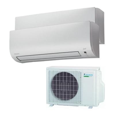 Climatizzatore fisso inverter dualsplit Daikin KV 2AMX40G/ATX25KV + ATX35KV 2.5 + 3.5 kW