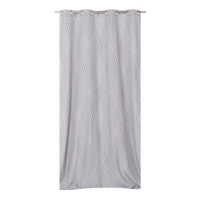 Tenda Cross grigio 140 x 260 cm