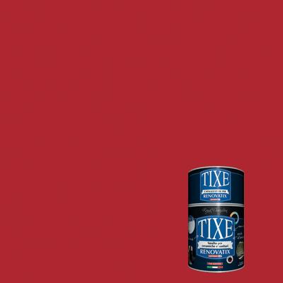 Smalto manounica  per sanitari Renovatix Tixe Rosso brillante 0,75 L