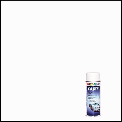 Smalto spray Cars bianco opaco 400 ml