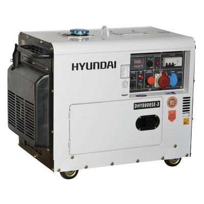 Generatore di corrente hyundai 6 3 kw prezzi e offerte for Generatore di corrente 10 kw