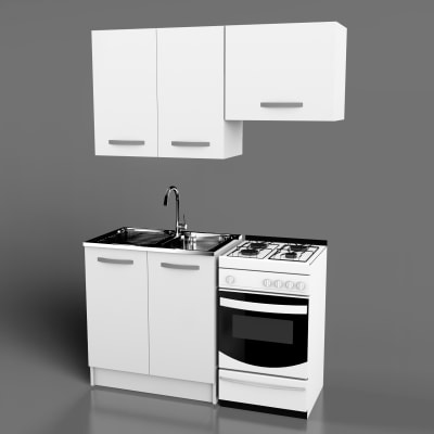 Cucina Spring L 140 cm