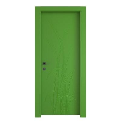 Porta da interno battente Blades green verde 90 x H 210 cm dx