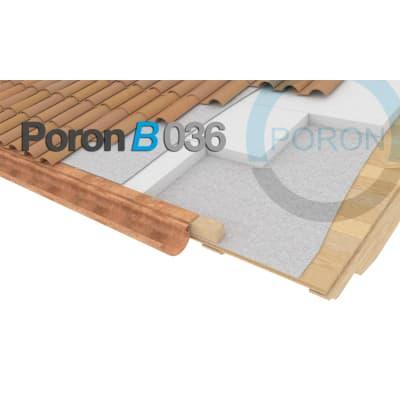 Pannello in EPS L 1 m x H 0,5 m, spessore 10 cm