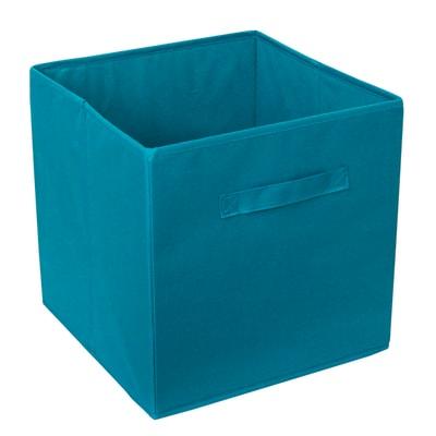Cesta L 31 x P 31 x H 31 cm blu