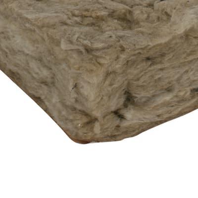 Rotolo in lana di roccia con carta kraft con rivestimento in carta Fortlan H 1200 mm, spessore 50 mm