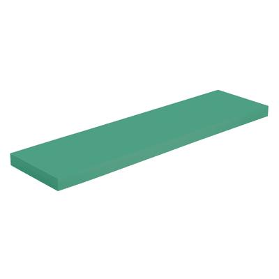 Mensola Spaceo verde L 90 x P 23,5, sp 3,8 cm