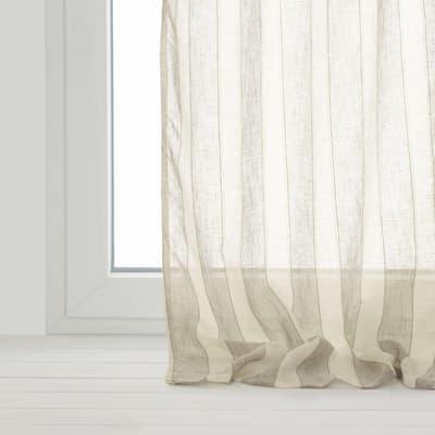 Tenda Vanessa Inspire beige 140 x 280 cm